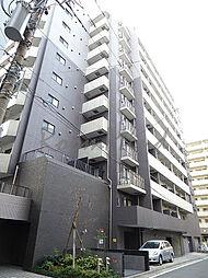 神奈川県横浜市中区不老町3丁目の賃貸アパートの外観