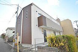 宮城県仙台市青葉区旭ケ丘2丁目の賃貸アパートの外観