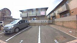 大阪府東大阪市西堤楠町3丁目の賃貸アパートの外観