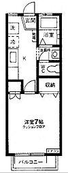 BMT 1[2階]の間取り