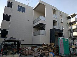 神奈川県横浜市港北区綱島東5丁目の賃貸マンションの外観