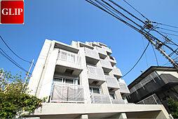 神奈川県横浜市鶴見区寺谷1丁目の賃貸マンションの外観