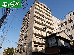 三重県四日市市幸町の賃貸マンションの外観