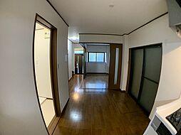 JR東西線 海老江駅 徒歩6分 4LDKの居間