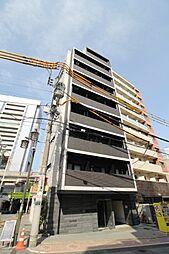 東京都北区岸町1丁目の賃貸マンションの外観