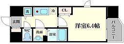 LC京橋[3階]の間取り