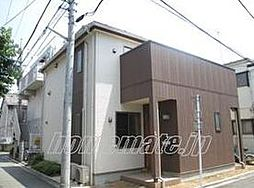 [テラスハウス] 東京都武蔵野市西久保2丁目 の賃貸【/】の外観