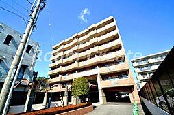 徳島県徳島市南佐古六番町の賃貸マンションの外観