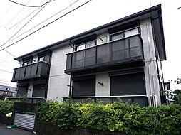 クレール田喜野井B[1階]の外観