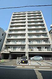 福岡県北九州市八幡東区西本町4の賃貸マンションの外観