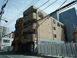 ブリックハウスII[1階]の外観