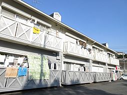 大阪府寝屋川市明徳2丁目の賃貸アパートの外観