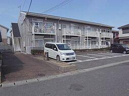 兵庫県神戸市西区玉津町今津の賃貸アパートの外観