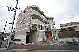 兵庫県神戸市須磨区大手町2丁目の賃貸マンションの外観