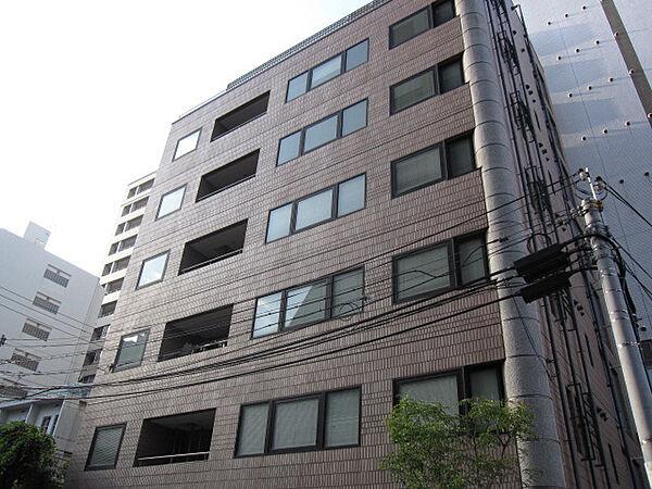 兵庫県神戸市中央区加納町2丁目の賃貸マンションの画像