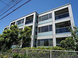 千葉県船橋市新高根2丁目の賃貸マンションの外観