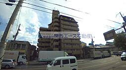 ふぁみーゆ勝山[3階]の外観