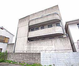 京都府宇治市小倉町西山の賃貸マンションの外観
