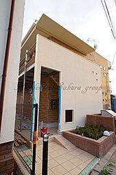 神奈川県藤沢市辻堂元町3丁目の賃貸アパートの外観