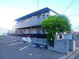シャーメゾン岡田[201号室号室]の外観