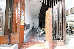 第一道山マンション[5階]の外観