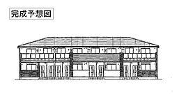 メゾンプラシードIV[2階]の外観
