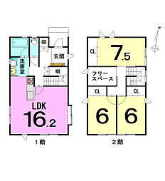 ESCAPE桜川4丁目 区画B