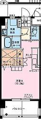 (仮称)別府町マンション[6階]の間取り