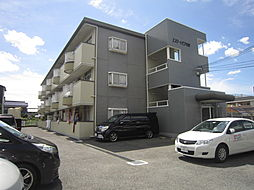 エステートピア吉田[1階]の外観