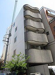 東京都荒川区西尾久4の賃貸マンションの外観