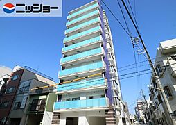 スカイピア大須[3階]の外観