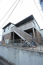 サンハイツ有田B棟[2階]の外観