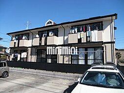 ボナール山田B棟[1階]の外観
