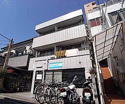 京都府京都市上京区弁財天町の賃貸マンションの外観