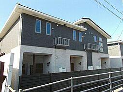 広島県福山市大門町1丁目の賃貸アパートの外観