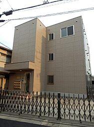 東京都足立区千住龍田町の賃貸マンションの外観