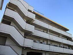 大阪府寝屋川市点野5丁目の賃貸マンションの外観