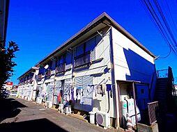 サンライズアパートメント B[2階]の外観