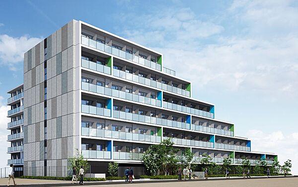 キャンパスヴィレッジ多摩センター 6階の賃貸【東京都 / 多摩市】