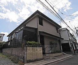 京都府京都市上京区一条通御前通西入大東町の賃貸アパートの外観