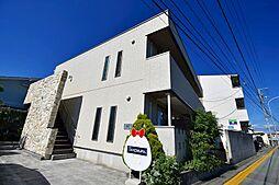 徳島県徳島市南常三島町2丁目の賃貸アパートの外観
