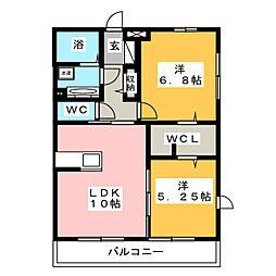 三ツ境駅 8.6万円