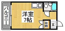 アトラス水島ビル[2階]の間取り