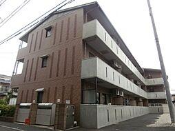 東京都三鷹市中原3の賃貸マンションの外観