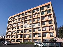 市毛マンション[3階]の外観