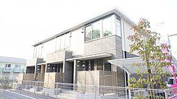 千葉県船橋市日の出1丁目の賃貸アパートの外観