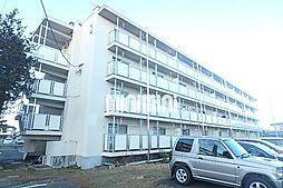ビレッジハウス四郎丸3号棟[4階]の外観
