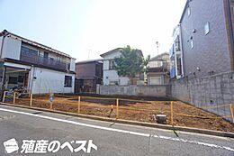 杉並区和田2丁目にある全2区画の土地。東京メトロ丸ノ内線東高円寺駅徒歩約8分です。