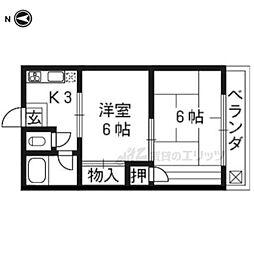 東海道・山陽本線 長岡京駅 徒歩6分