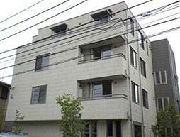 東京都世田谷区鎌田1丁目の賃貸マンションの外観